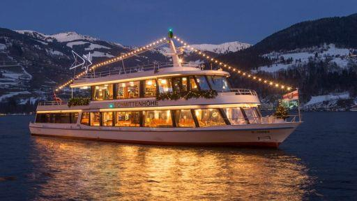 Star-cruises on lake Zell - 01/12/2018, from 1:30 PM