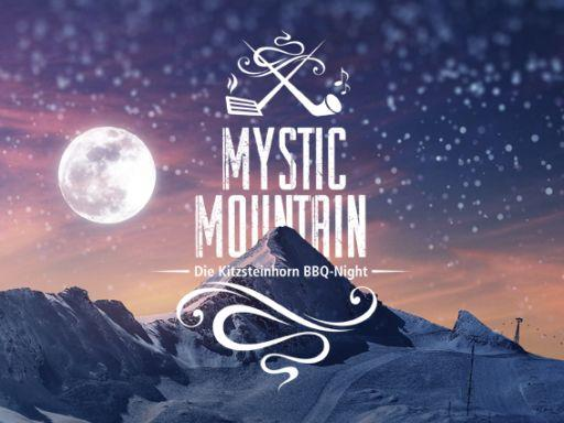 Mystic Mountain - Kitzsteinhorn BBQ Night - 25.01.2019, ab 17:30 Uhr