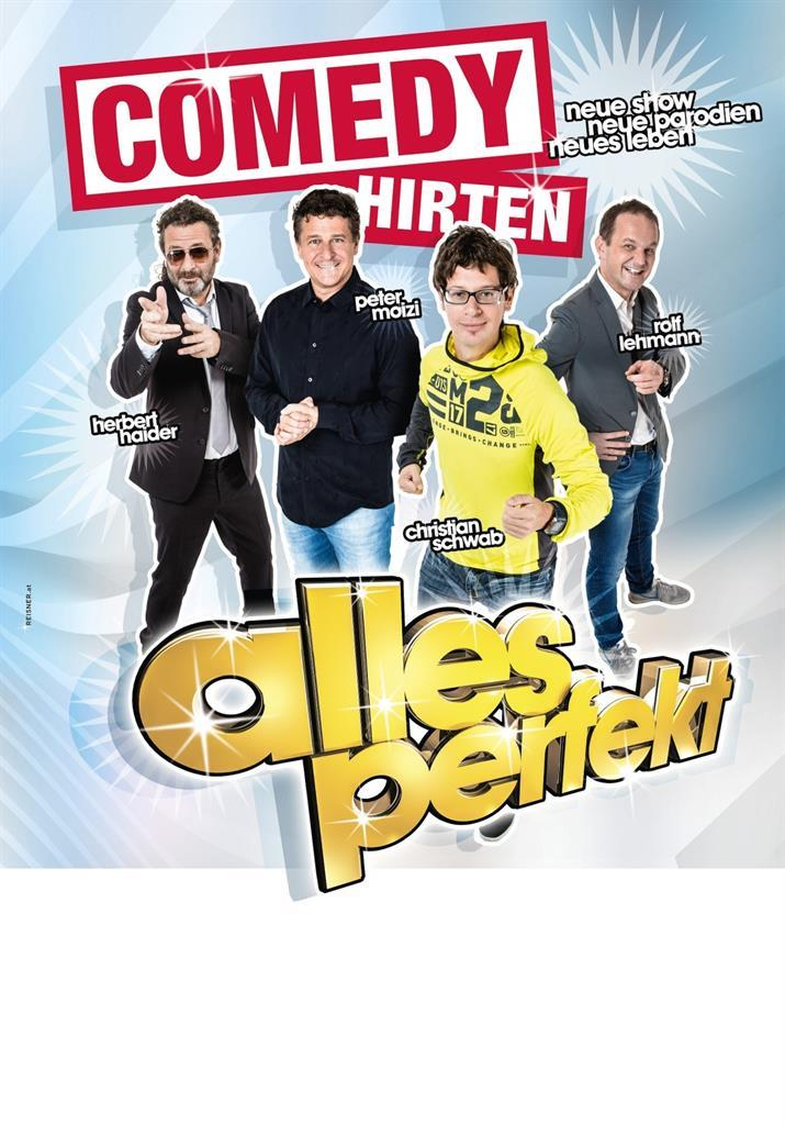 CasaNova on Tour: Comedy Hirten