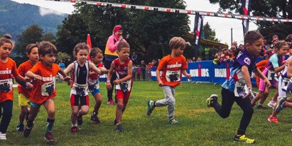 Aquathlon für Kinder