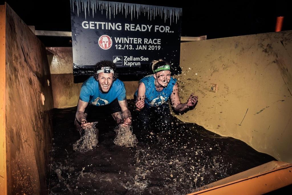 Winter Spartan Race