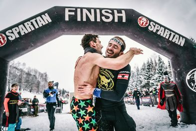 Finish Spartan Race | © Zell am See-Kaprun Tourismus
