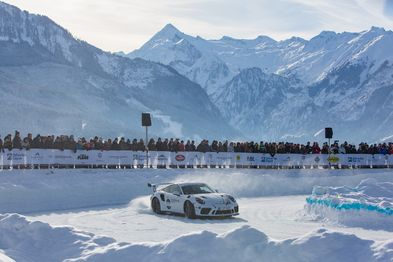 GP ICE RACE Zell am See | © GP Ice Race