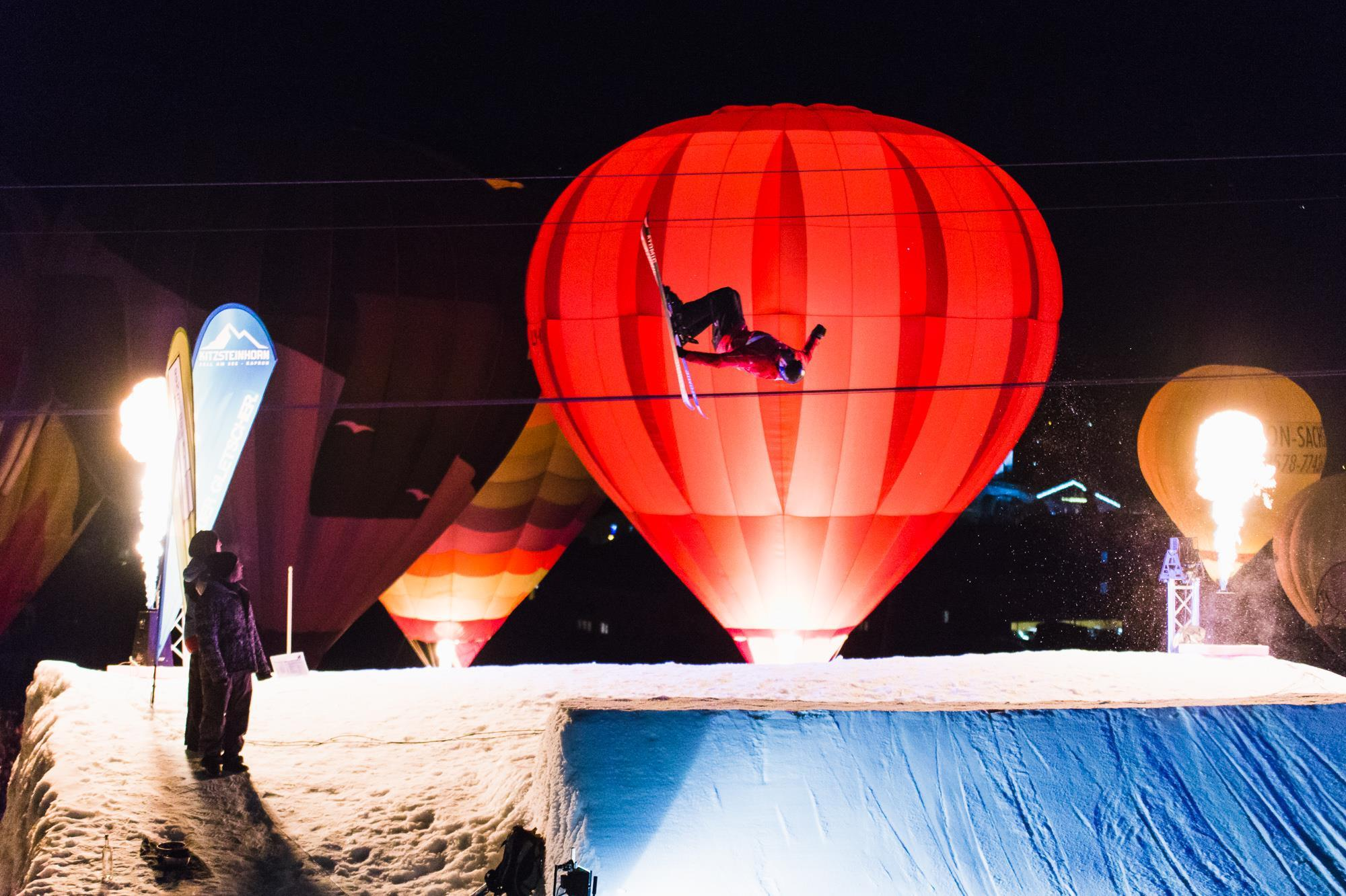 Night of the balloons Kaprun - 03/02/2020, from 8:00 PM