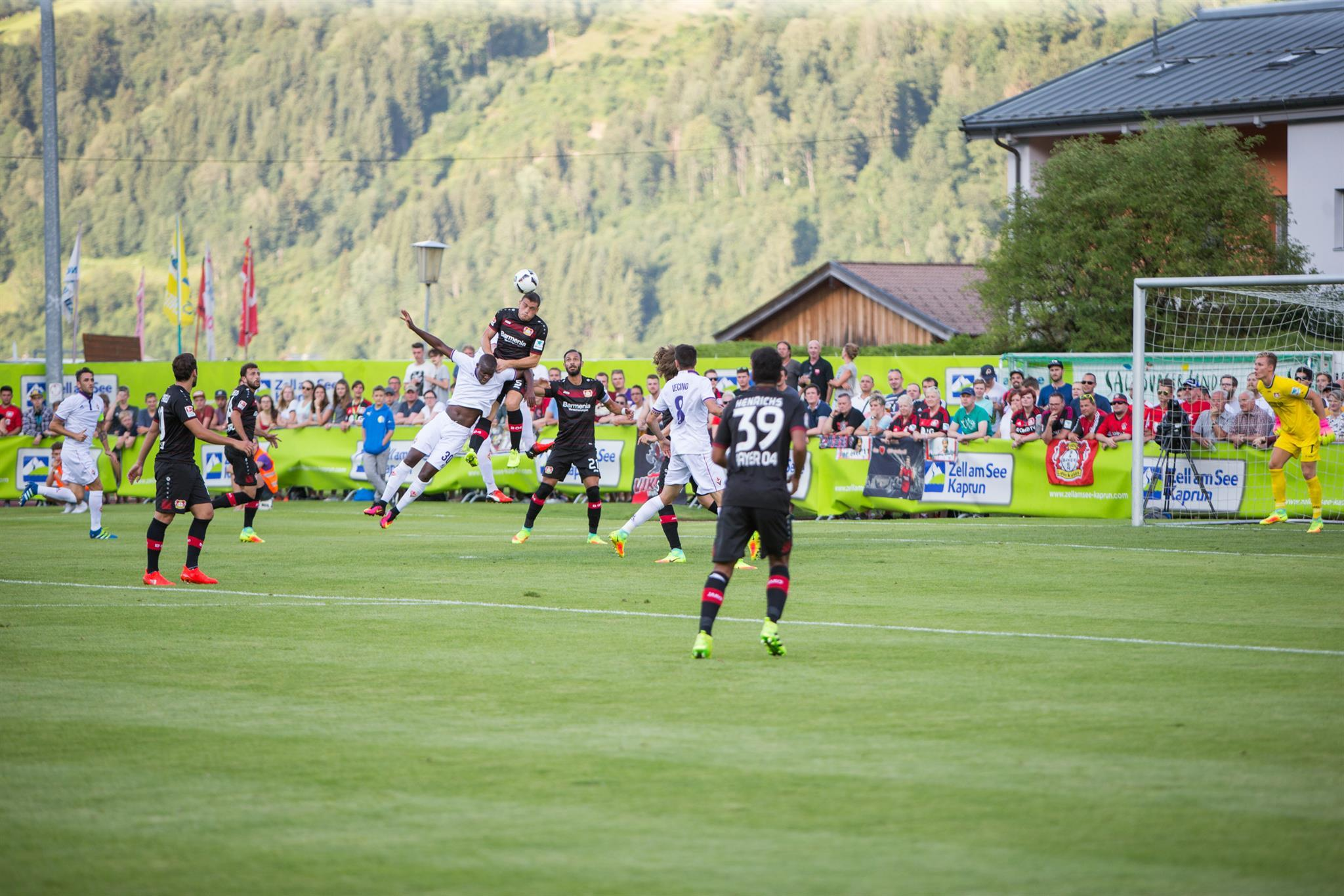 Soccer camp Bayer 04 Leverkusen - 15/07/2019