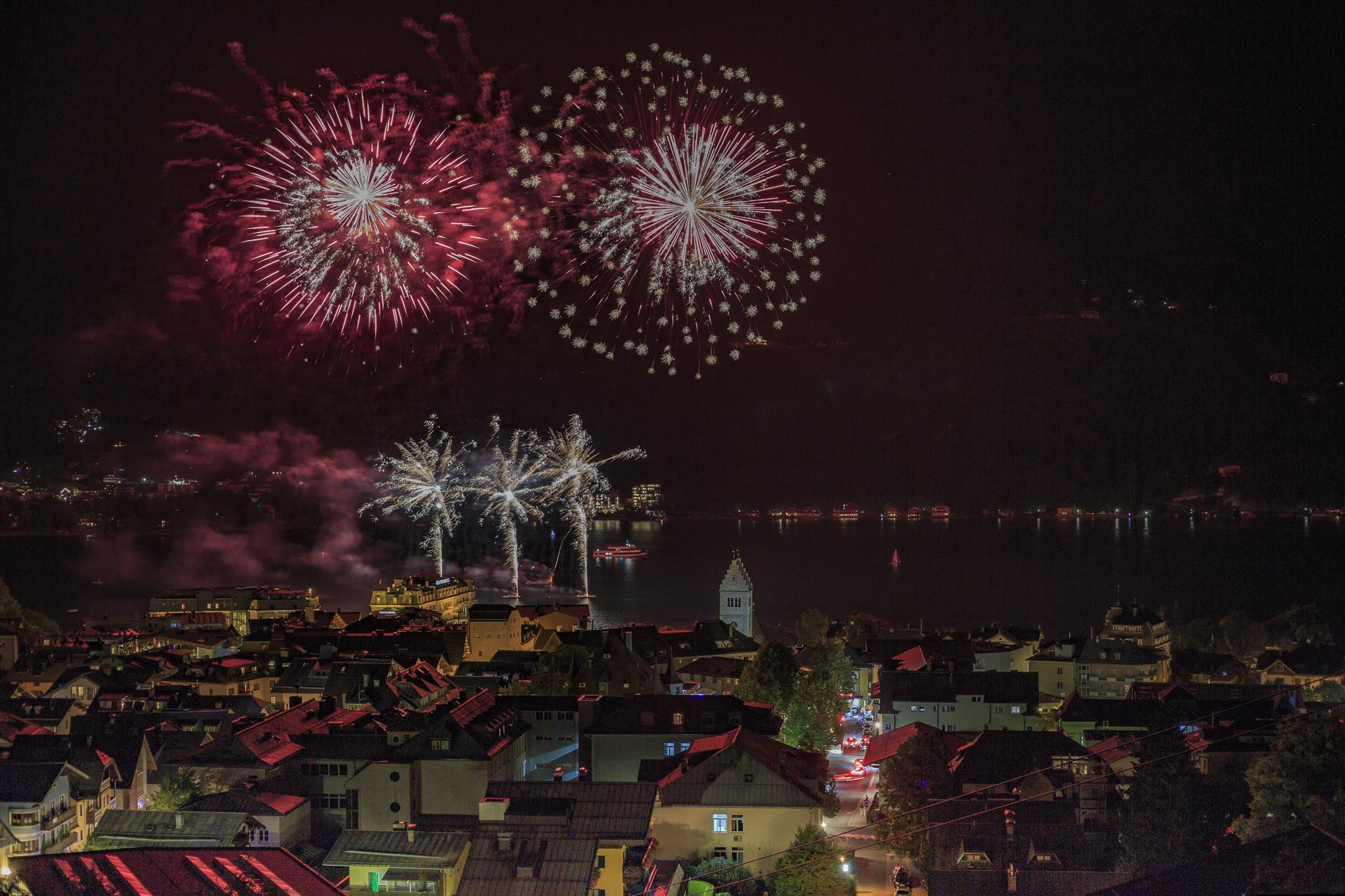 1st Zell Lake Festival with fireworks cruise - 13/07/2019, from 9:00 PM