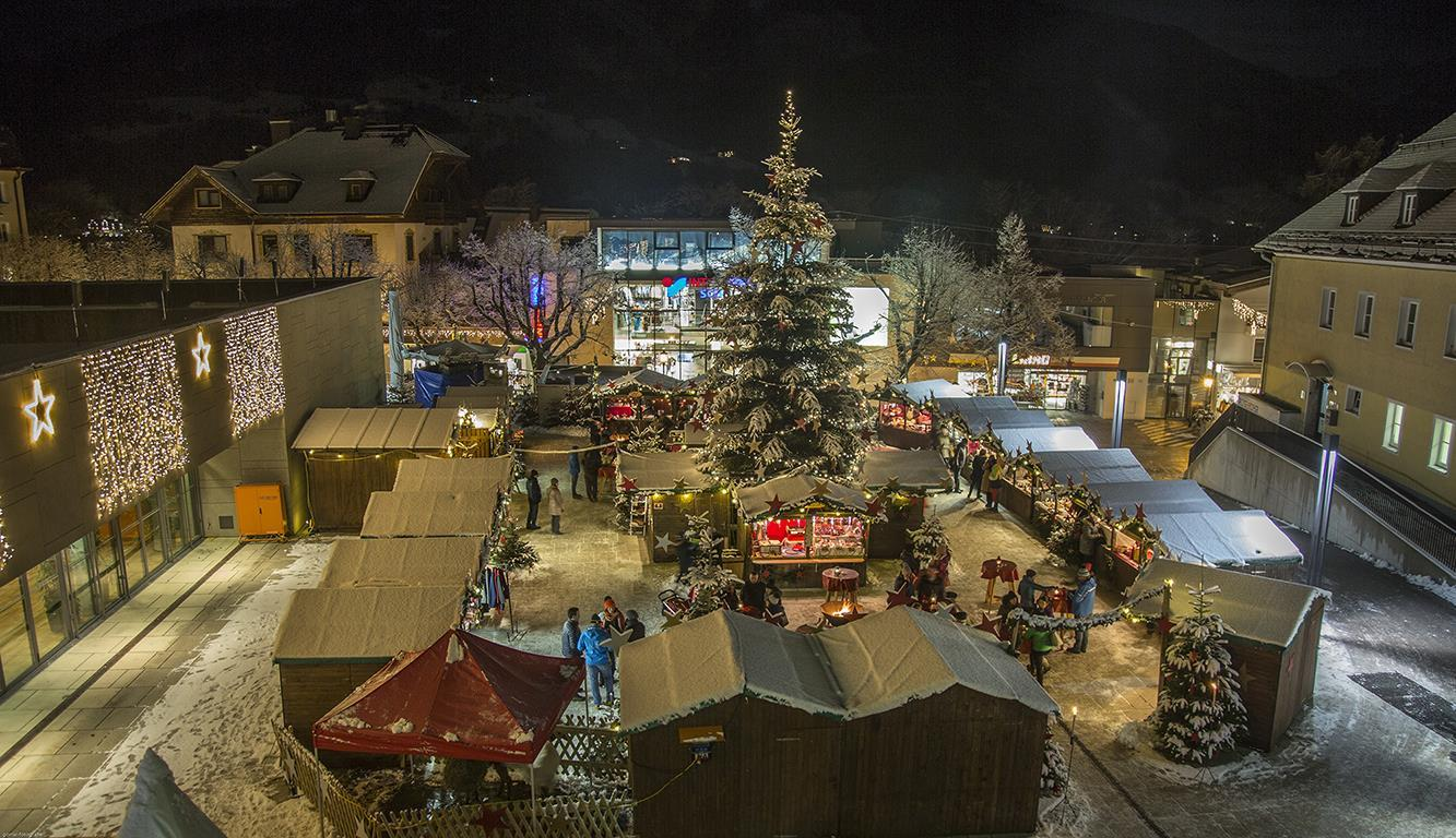 Star-advent market Zell am See - 21/11/2019, from 3:00 PM