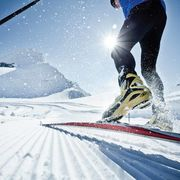 Cross country skiing on the Kitzsteinhorn in Zell am See-Kaprun | © Ideenwerk Werbeagentur GmbH