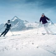 Skiing holiday in Zell am See-Kaprun | © Kitzsteinhorn