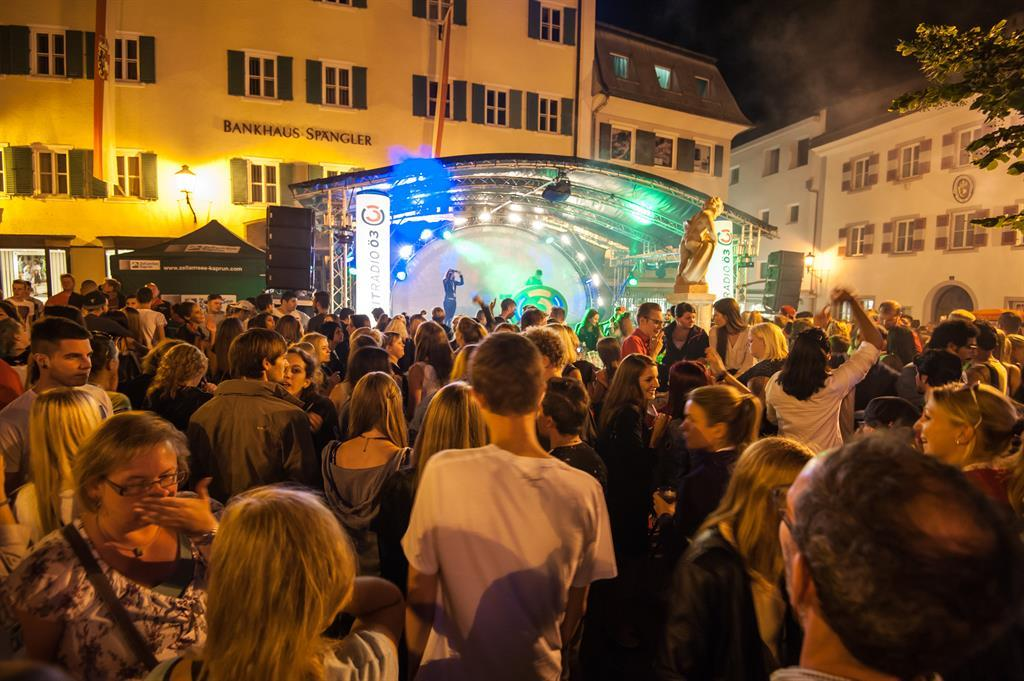Ö3-Disco at IRONMAN 70.3 Zell am See-Kaprun - 30/08/2019, from 6:00 PM