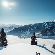 Active holiday in Zell am See-Kaprun | © Zell am See-Kaprun Tourismus