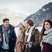 Winter holiday in Zell am See-Kaprun | © Zell am See-Kaprun Tourismus