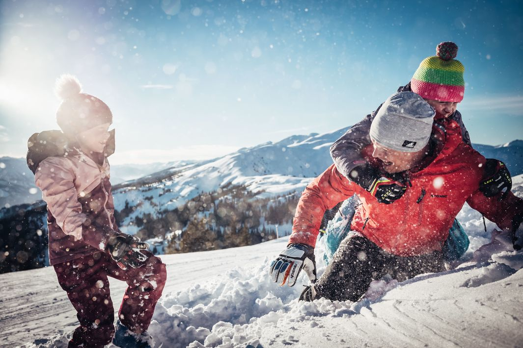 fun for the whole family in Zell am See-Kaprun | © Zell am See-Kaprun Tourismus