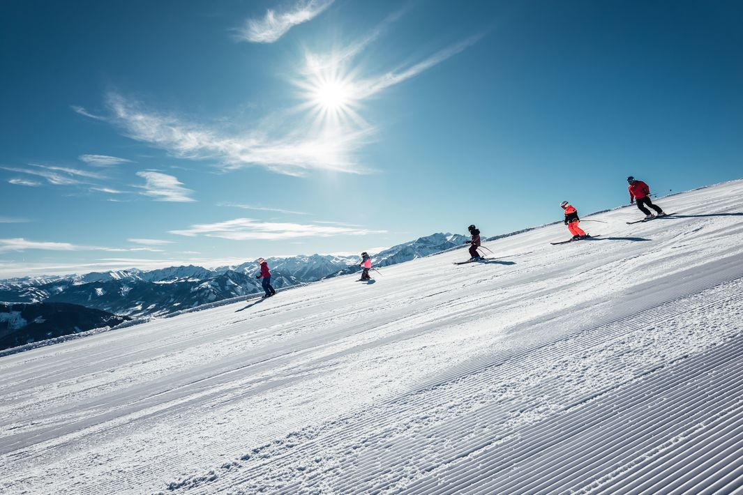 winter holiday in the region Zell am See-Kaprun | © Zell am See-Kaprun Tourismus