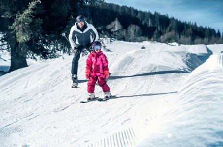 Fun for the whole family in Zell am See-Kaprun | © Kitzsteinhorn