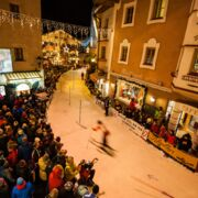 Ski race in the city: NiteRace in Zell am See | © Skiclub Zell am See