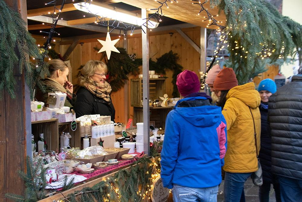 Sternenadvent in Thumersbach - 07.12.2019