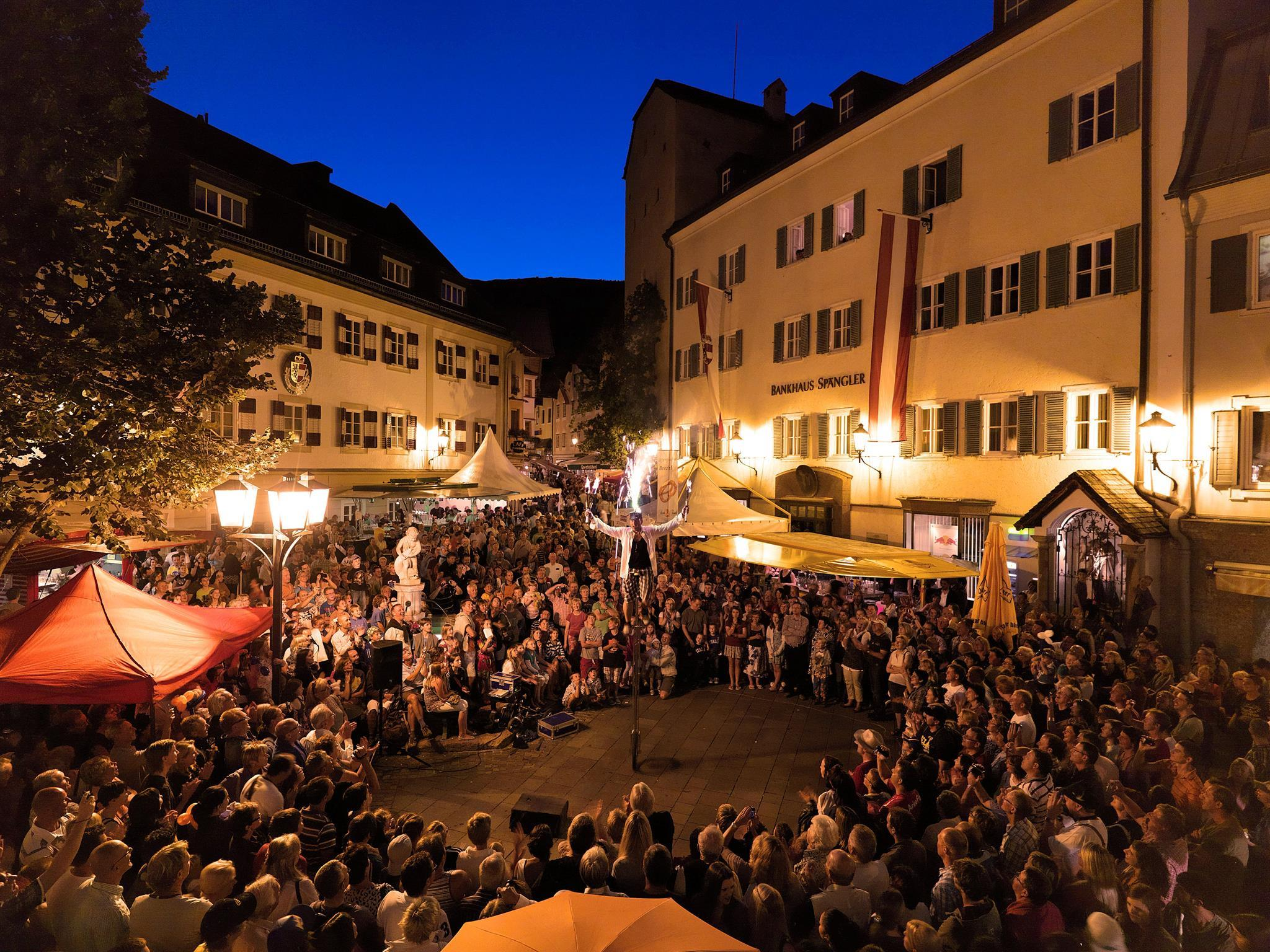 Zell SummerNightFestival - 12/08/2020, from 7:00 PM