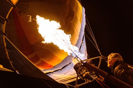 Night of the balloons Zell am See | © Johannes Radlwimmer