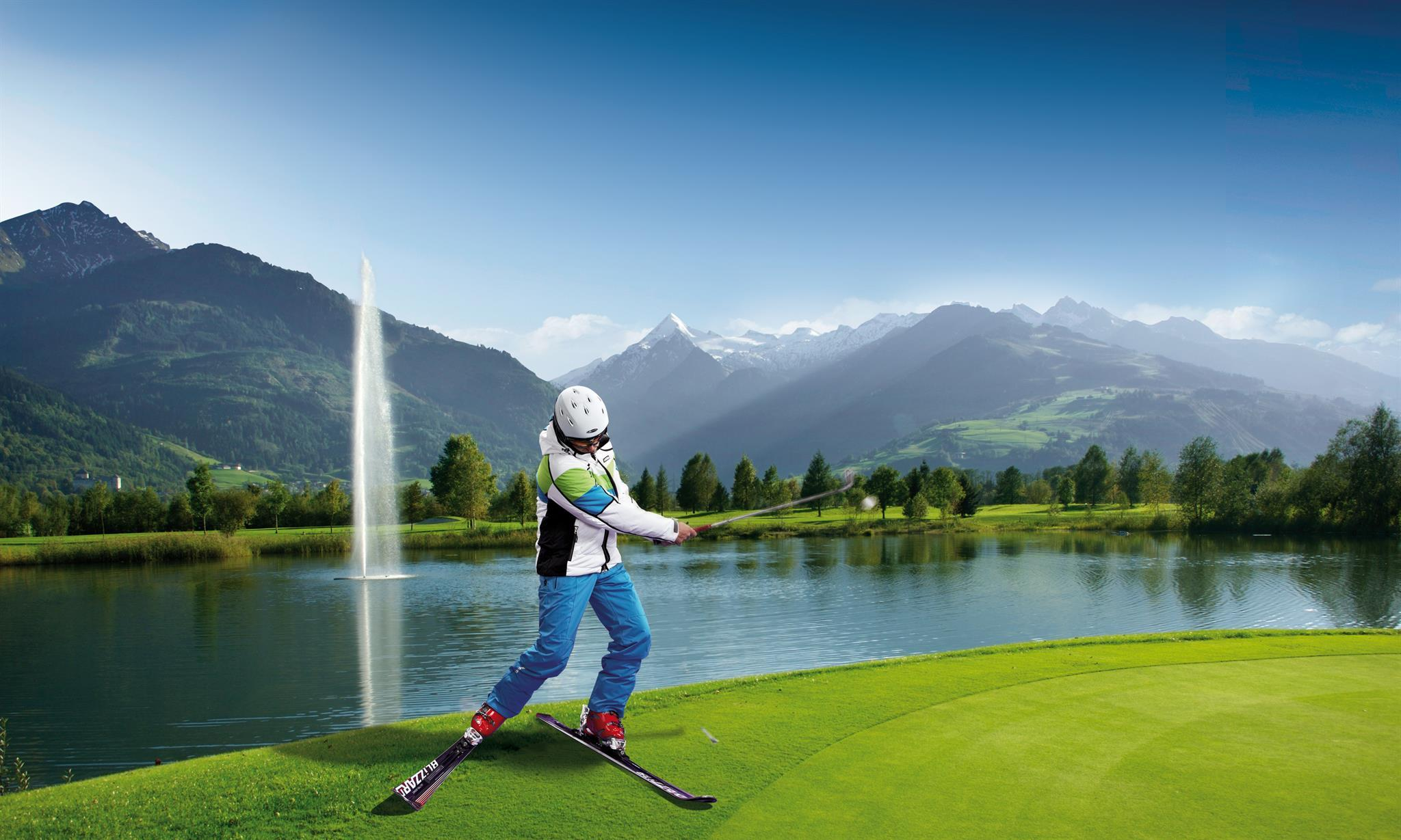 Ski & Golf World Championship 2020 - 21.05.2020