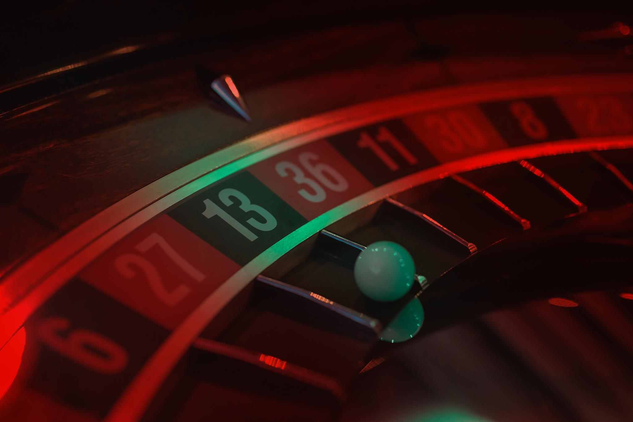 The 13th - your lucky day at the Casino Zell am See