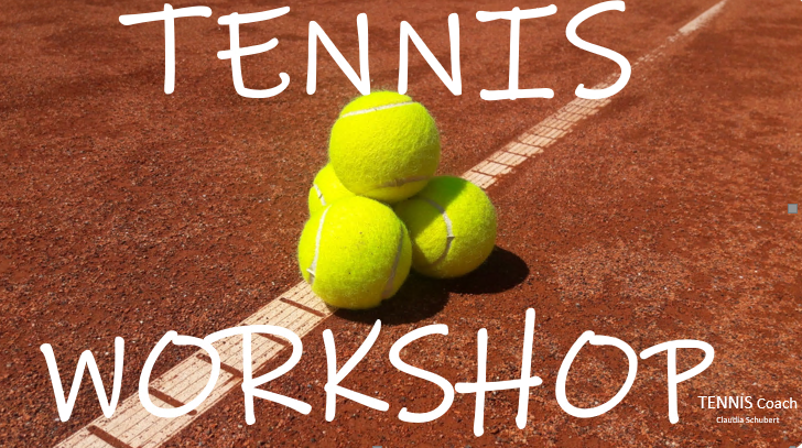 Tennis Workshop