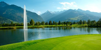 Golf in the Alps | © Golfclub Zell am See-Kaprun