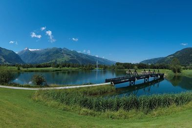 Manicured fairway in Zell am See | © Golfclub Zell am See-Kaprun