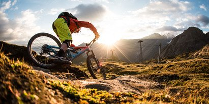 Mountainbike in Zell am See-Kaprun | © David Schultheiss