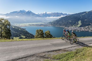 racing cycling during holidays in Zell am See-Kaprun | © Finisher Magazin