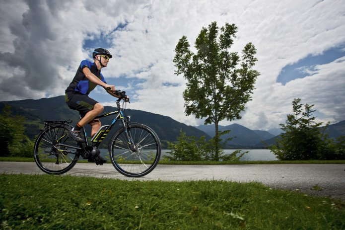 courses with lots of base stations for E-bikes | © Zell am See-Kaprun Tourismus