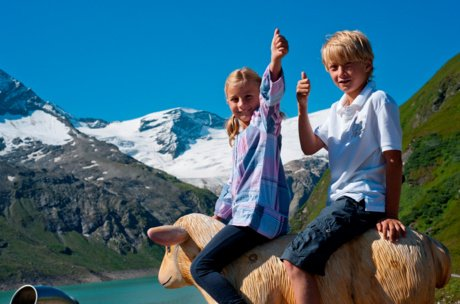 summer holiday excursion for families High Altitude Reservoirs    © Verbund