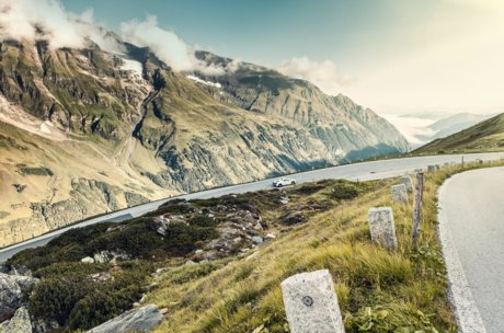 Trip on the Großglockner High Alpine Road | © Zell am See-Kaprun Tourismus