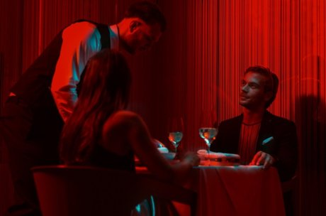 Couple in a restaurant before the casino night | © Casinos Austria