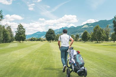 Golf in Zell am See-Kaprun | © Johannes Radlwimmer