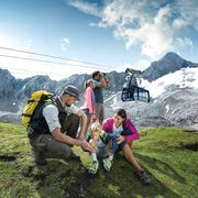 From the valley to the glacier with nationalpark rangers | © Kitzsteinhorn