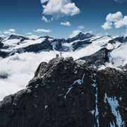 Weekly guided ascent to the summit | © Kitzsteinhorn