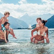Family vacation at the lake | © Faistauer Photography