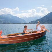 summer holidays with activities on the lake | © Faistauer Photography