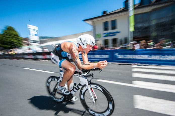 racing cycle course of the Ironman | © Zell am See-Kaprun Tourismus