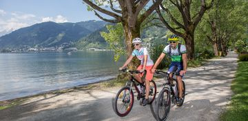 bicycle courses in Zell am See-Kaprun | © Faistauer Photography