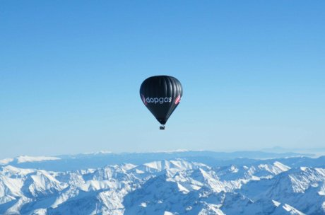 Ballooning in the Alps | © balloonalps