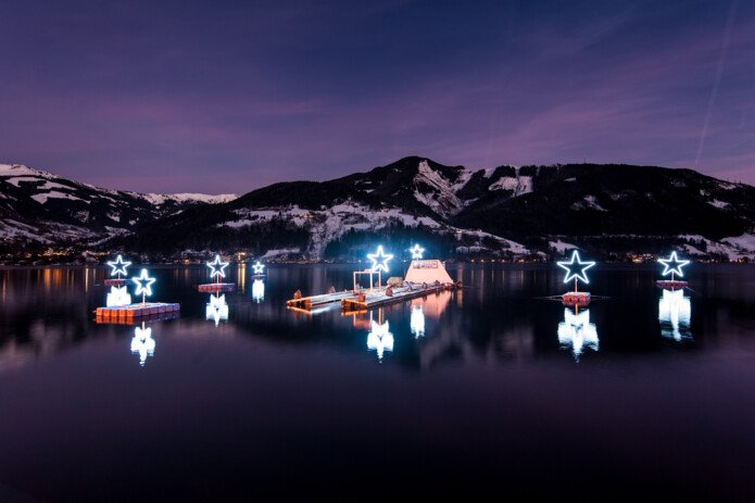 Star advent market and events in Salzburg | © Zell am See-Kaprun Tourismus