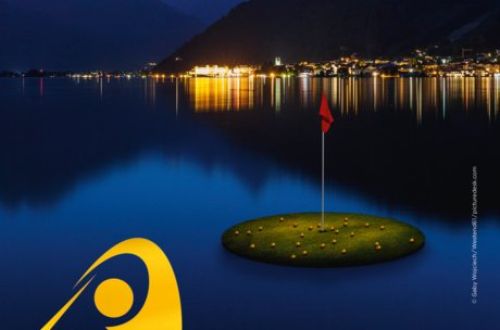 A Hole-In-One wins € 100.000 in Austria | © Zell am See-Kaprun Tourismus