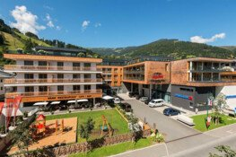 demi.sr.Bild von AlpenParks Hotel & Apartment Central Zell am See