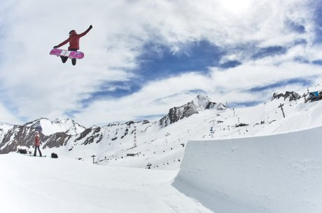World Rookie Tour Finals in Zell am See-Kaprun | © Gustav Ohlsson