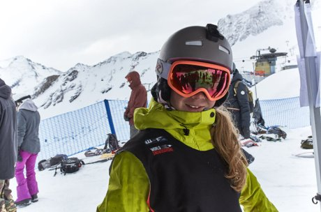 World Rookie Tour Finals on Kitzsteinhorn | © Gustav Ohlsson