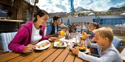 culinary delights with the family | © Kitzsteinhorn