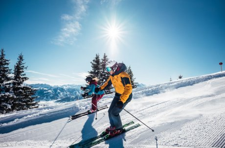 Winterholiday in the region Zell am See-Kaprun | © Zell am See-Kaprun Tourismus GmbH