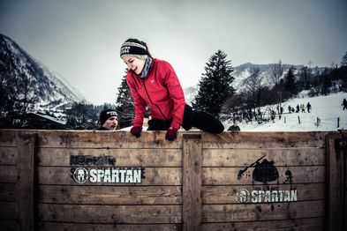 Event in winter: Spartan Race | © Sportograf